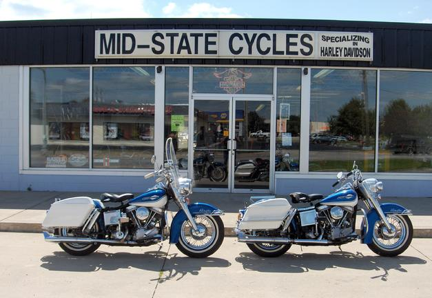 Mid-State Cycles Motorcycle Shop